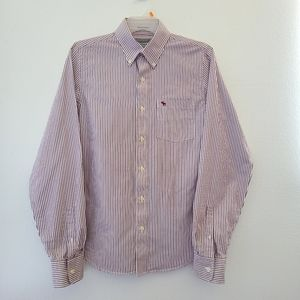 Abercrombie Fitch Striped button down